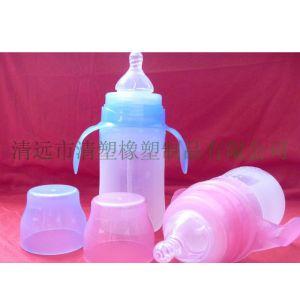 供应硅胶婴儿奶瓶,硅胶奶嘴,PP奶瓶