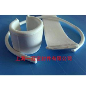 江苏供应柔软白色膨胀四氟带 特氟龙密封条