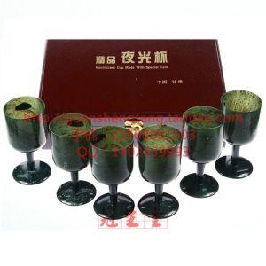 供应厂家常年供应批发葡萄美酒夜光杯,酒泉夜光杯,武山鸳鸯玉制作,实惠礼品