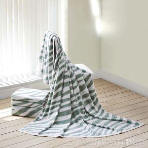 供应雪仑尔正品 毛巾被 纯棉 单双人夏毯 加厚毛毯 空调毯子 特价批发