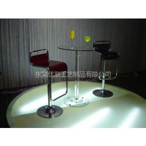 供应亚克力酒吧桌椅、亚克力餐厅桌椅、亚克力家具系列热销产品