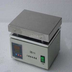 供应山东菏泽供应智能控温不锈钢电热板