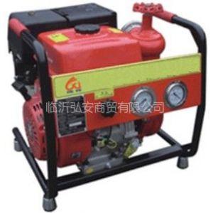 供应11马力汽油消防泵,11马力便携式消防泵