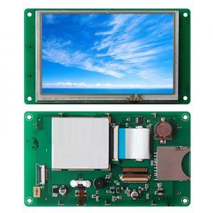 供应人机界面 触摸屏应用程序 工控触摸屏应用控制
