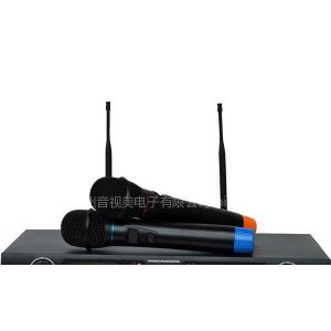 供应U段无线麦克风,一拖二无线会议话筒,一拖四无线麦克风