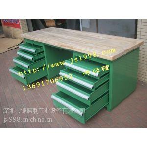 供应广州榉木工作桌 中山复合板工作桌 河源六角工作桌