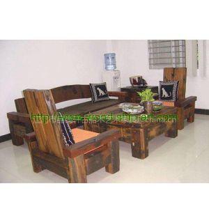 供应古船木家具-客厅椅子
