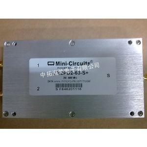 供应MINI-circuit 功分器 ZN2PD2-63-S