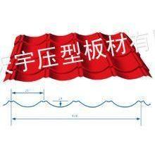 供应建筑金属材料彩钢压型板