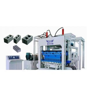 供应ZS-QT9-15免烧砖机砌块成型机