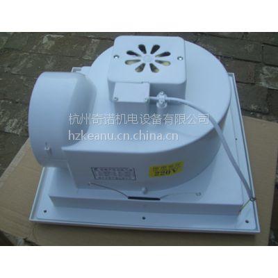 供应BLD-200工程家装吸顶式塑料静音排气扇
