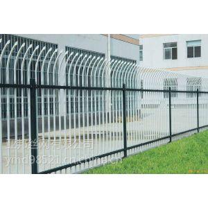 供应各大小区锌钢护栏直接供应商—河北安平丝网厂