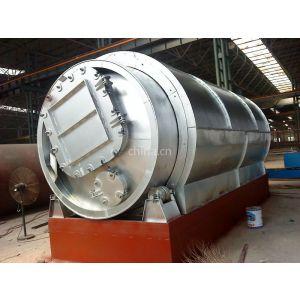 供应持续供应日处理10-12吨的废轮胎炼油设备
