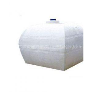 供应3立方卧式储运容器,PE塑料包装容器