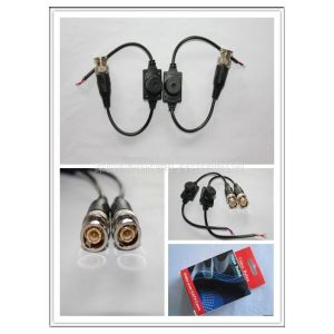 供应DiNKIA 单路无源双绞线传输器DS-UP0111D(防雷 防水接线型)传输距离400-600米