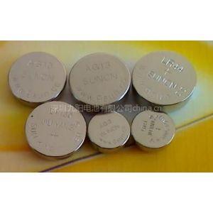 供应九阳SUNCN高质量纽扣电池,AG10电池,CR2032电池