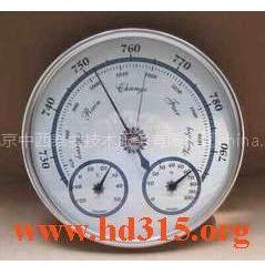供应室内温湿度气压计三合一气象站/晴雨表(国产)型号:HMTHB9392