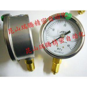 供应ASK压力表OPG-AT-G1/4-60x40MPa ASK压力计