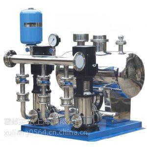 JYWG无负压供水设备,无负压供水设备,变频供水设备