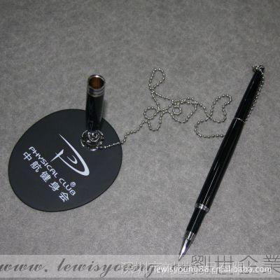 供应刘世企业LS-G6699B银行金属台笔,台笔,金属笔,,银行专用台笔,专利台笔,