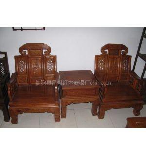 供应红木家具如意沙发