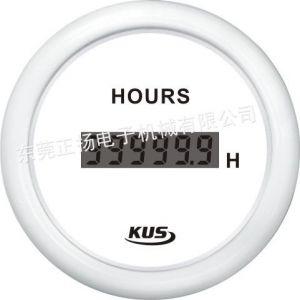 供应车用KUS累计小时显示仪表|999999小时计仪表