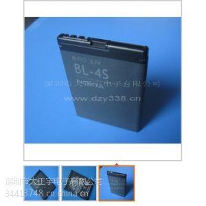 供应供应诺基亚BL-4S电池 适用型号7610S 广东手机电池厂家