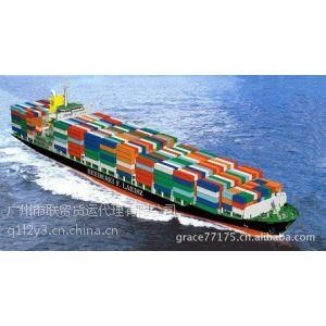 供应液压机械部件从广州海运到澳洲墨尔本
