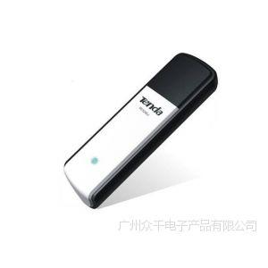 供应腾达 W326U 300M无线USB网卡 台式机无线 WINDOWS系统免驱