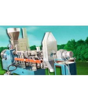 供应膜面热切造粒生产线