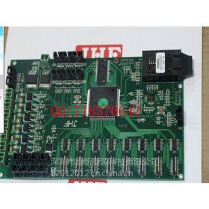 供应热销猎豹/JHF/威斯特高精度数码喷绘机分色板 8头喷头板
