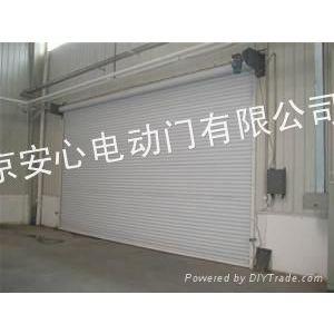 供应崇文区安装电动卷帘门水晶卷帘门