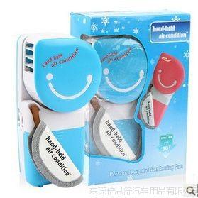 供应 厂家直销迷你掌上空调/USB水冷便携式小空调