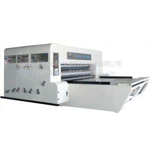 供应半自动钉箱机系列、水墨印刷模切机系列、纸箱机械、包装厂机器、瓦楞纸箱机器