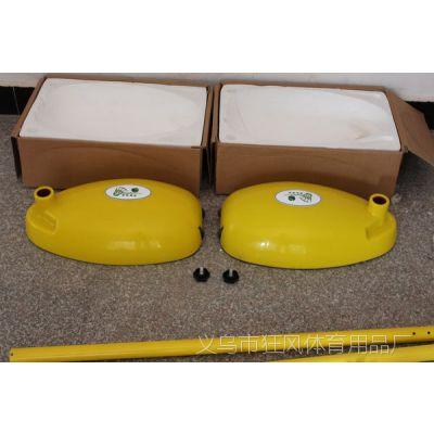 ABS羽毛球网架/网柱 移动羽毛球架 标准羽毛球柱 ABS羽毛球柱