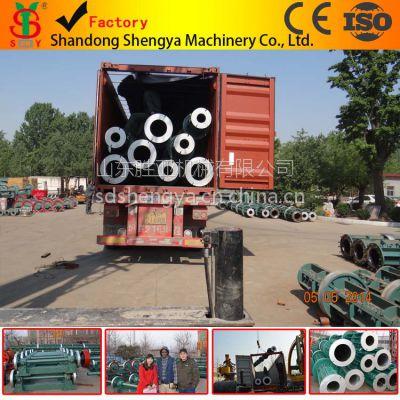 供应水泥电线杆全套生产设备出口非洲、肯尼亚、埃塞俄比亚、尼日利亚、乌干达