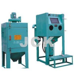 供应永康、宁波、温州加压式高效喷砂机