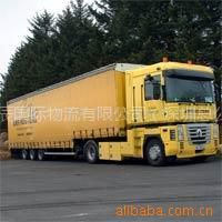 供应中港进出吨车和拖车