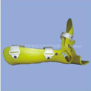 供应 髋矫形器(丁字鞋旋转限位足托)