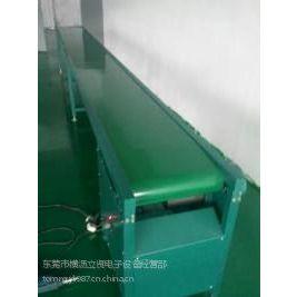 供应食品输送流水线(图)电子电器装配生产线价格由立贤电子设备厂提供