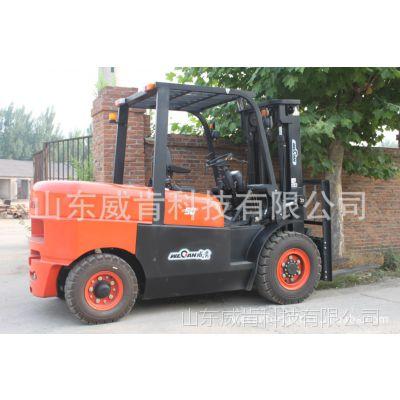 供应4.5吨机械叉车 小5吨叉车 厂家直销内燃式叉车 买就送