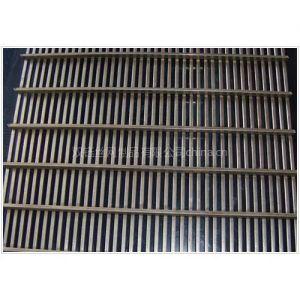 供应包头不锈钢筛片,包头(304 ,316)磨头筛 条缝筛网厂家