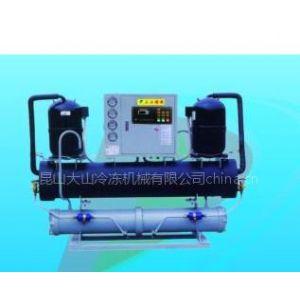 供应开放水冷耐酸碱冷水机