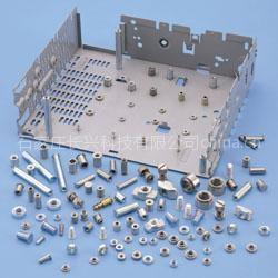 供应【压铆螺柱】M3压铆螺母柱打孔直径|压铆螺母柱外径|压铆螺母柱长度