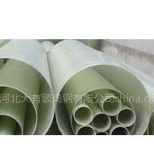 供应厂价直销玻璃钢缠绕夹砂管道