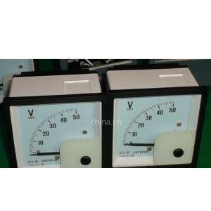 供应船表、火车仪表;直流电压表、电流表