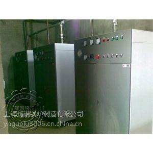 供应上海制造-180KW(蒸汽量250kg)全自动电蒸汽锅炉