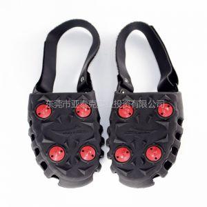 供应冬季橡胶防滑鞋套雪地防滑鞋套