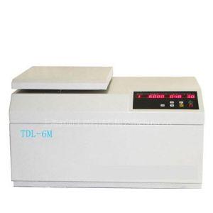 供应TDL-6M|5M 台式低速冷冻离心机价格-上海赵迪