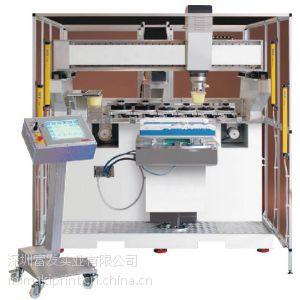 供应供应F-PX5R五色穿梭胶头独立上下 半自动油墨移印机